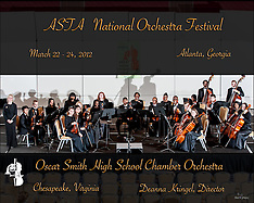Oscar Smith High School Chamber Orchestra