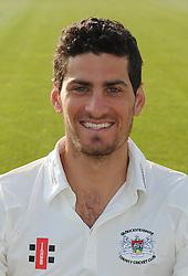 Gloucestershire player Benny Howell - Photo mandatory by-line: Dougie Allward/JMP - 07966 386802 - 10/04/2015 - SPORT - CRICKET - Bristol, England - Bristol County Ground - Gloucestershire County Cricket Club Photocall.