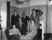 O'Shea, Mr and Mrs and Family, 13 Ferguson Rd., Drumcondra<br /> 16/08/1953  16/08/1953<br /> 08/16/1953<br /> 16 August 1953<br /> <br /> O'Shea, Mr and Mrs and Family, 13 Ferguson Rd., Drumcondra