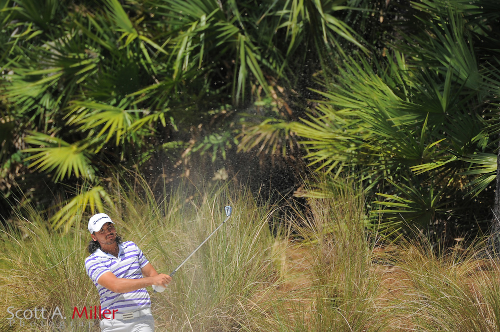 Jason Day during the first round of the Players Championship at the TPC Sawgrass on May 10, 2012 in Ponte Vedra, Fla. ..©2012 Scott A. Miller..