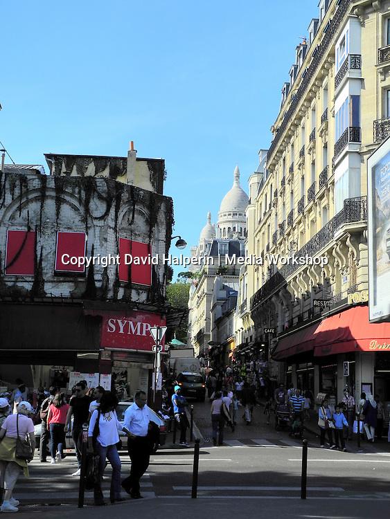 Rue de Steinkerque, Montmartre, Paris