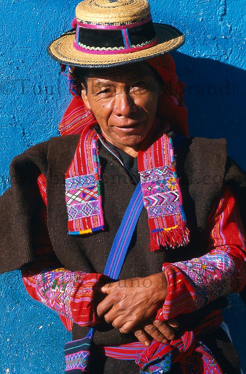Guatemala, Cuchumatanes, San Juan Atitan, Indiens Mam // Guatemala, Cuchumatane, San Juan Atitan, Mam Indian