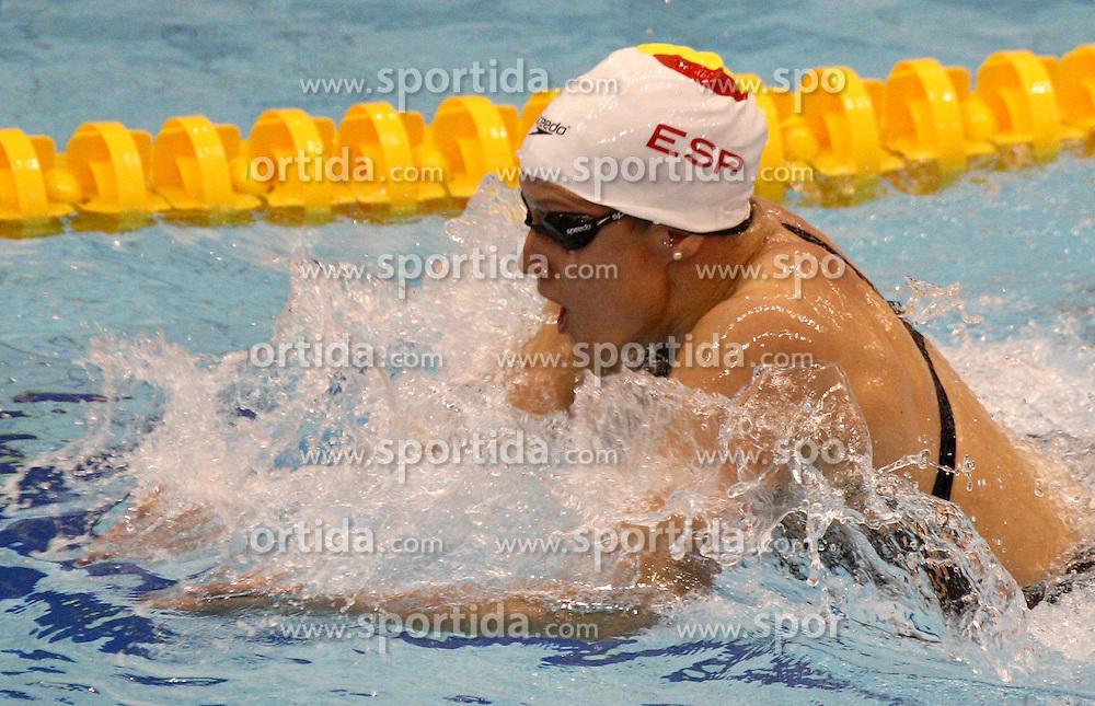 11.12.2011, Stettin, POL, Kurzbahn Schwimm EM, im Bild 400 M, ZMIENNY, MEDLEY, MIREIA BELMONTE GARCIA (ESP) // during European Swimming Short Course Championships Szczecin, Poland on 2011/12/11. EXPA Pictures © 2011, PhotoCredit: EXPA/ Newspix/ Tomasz Jastrzebowski..***** ATTENTION - for AUT, SLO, CRO, SRB, SUI and SWE only *****