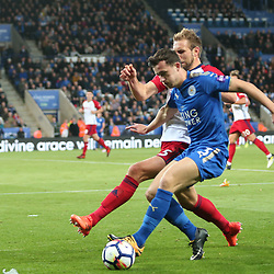 Leicester v West Bromwich Albion, Premiership, 16 October 2017
