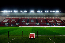 A general view of Ashton Gate, home to Bristol City - Mandatory by-line: Robbie Stephenson/JMP - 10/12/2019 - FOOTBALL - Ashton Gate - Bristol, England - Bristol City v Millwall - Sky Bet Championship