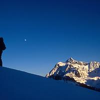 Outdoor: Winter in the Hills