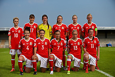 160607 Wales Women v Norway