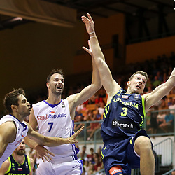 20170806: SLO, Basketball - Slovenia vs Czech republic