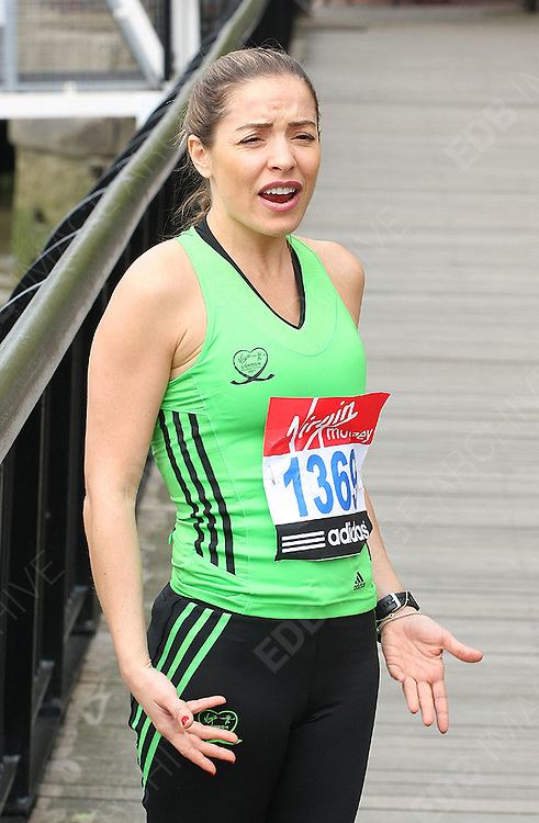 15.APRIL.2011. LONDON<br /> <br /> ELEN RIVAS AT THE LONDON MARATHON 2011 PHOTOCALL HELD AT TOWER HILL IN LONDON<br /> <br /> BYLINE: EDBIMAGEARCHIVE.COM<br /> <br /> *THIS IMAGE IS STRICTLY FOR UK NEWSPAPERS AND MAGAZINES ONLY*<br /> *FOR WORLD WIDE SALES AND WEB USE PLEASE CONTACT EDBIMAGEARCHIVE - 0208 954 5968*