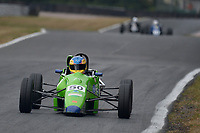 #50 David PORTER Van Diemen RF92  during Heritage Formula Ford  as part of the MSVR MINI Festival at Oulton Park, Little Budworth, Cheshire, United Kingdom. July 21 2018. World Copyright Peter Taylor/PSP. Copy of publication required for printed pictures.