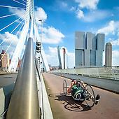 ParaTriathlon Championships Rotterdam 2016