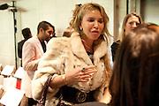 ALYONA FILONOVA, Stephane St. Jaymes Spring Summer 2011 fashion show.<br /> The Westbury Mayfair, Bond Street, London,DO NOT ARCHIVE-© Copyright Photograph by Dafydd Jones. 248 Clapham Rd. London SW9 0PZ. Tel 0207 820 0771. www.dafjones.com.