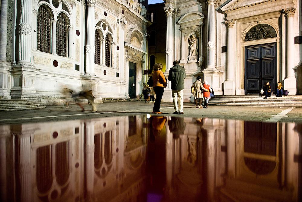 Venice, Italy. November 2007