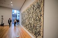 Jackson Pollock. Museum of Modern Art, MoMA