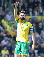 Norwich City v Reading 08/04/2017