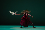 "NEW YORK, NY - APRIL 3, 2018: Llewellyn Mnguni during a performance of ""Giselle"" at the Joyce Theater. CREDIT: Emon Hassan for The New York Times"