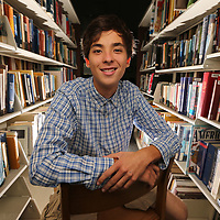 Saltillo High School senior Jacob Roland was one of three local students selected as National Merit Semi-Finalist.