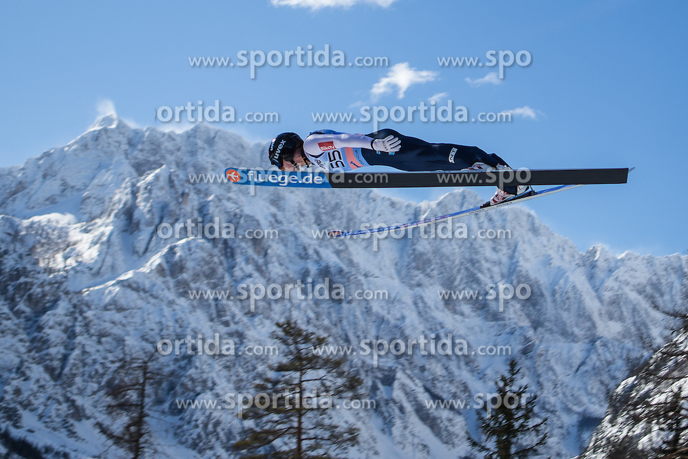 21.03.2013, Planica, Kranjska Gora, SLO, FIS Ski Sprung Weltcup, Skifliegen, Training, im Bild Anders Fannemel (NOR) // Anders Fannemel of Norway in action during practice of the FIS Skijumping Worldcup Individual Flying Hill, Planica, Kranjska Gora, Slovenia on 2013/03/21. EXPA Pictures © 2012, PhotoCredit: EXPA/ Johann Groder