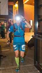 25.07.2015, Ortsteil Ködnitz, Kals, AUT, Grossglockner Ultra Trail, 110 km Berglauf, im Bild Klaus Gösweiner (3. Platz in Kals) // 3rd placed Klaus Goesweiner during the Grossglockner Ultra Trail 110 km Trail Run from Kaprun via Kals arround the Grossglockner to Kaprun. Kals, Austria on 2015/07/25. EXPA Pictures © 2015, PhotoCredit: EXPA/ Johann Groder