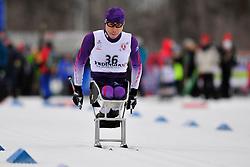 KUBO Kozo, JPN at the 2014 IPC Nordic Skiing World Cup Finals - Sprint