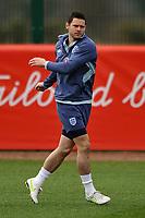 Football - England Training<br /> England's Matt Jarvis during training at London Colney, UK