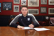 Dundee have signed 20 year old striker Cedwyn Scott from Huddersfield Town<br /> <br /> <br />  - &copy; David Young - www.davidyoungphoto.co.uk - email: davidyoungphoto@gmail.com