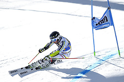 March 16, 2019 - El Tarter, Andorra - Matts Olsson of Sweeden Ski Team, during Men's Giant Slalom Audi FIS Ski World Cup race, on March 16, 2019 in El Tarter, Andorra. (Credit Image: © Joan Cros/NurPhoto via ZUMA Press)
