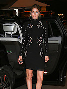 Doutzen Kroes - THE CELEBRITIES ARRIVING AT THE HOTEL MAJESTIC - 68th CANNES FILM FESTIVAL<br /> ©Exclusivepix Media