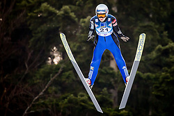Anna Odine Stroem (NOR) during 1st Round at Day 1 of FIS Ski Jumping World Cup Ladies Ljubno 2018, on January 27, 2018 in Ljubno ob Savinji, Ljubno ob Savinji, Slovenia. Photo by Ziga Zupan / Sportida