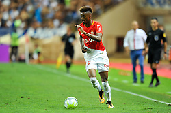 August 27, 2017 - Monaco, France - 15 Adama DIAKHABY  (Credit Image: © Panoramic via ZUMA Press)
