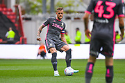 Liam Cooper of Leeds United (6) in action during the EFL Sky Bet Championship match between Bristol City and Leeds United at Ashton Gate, Bristol, England on 4 August 2019.