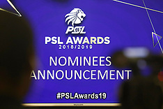 PSL Soccer : Awards Nominees Press Event