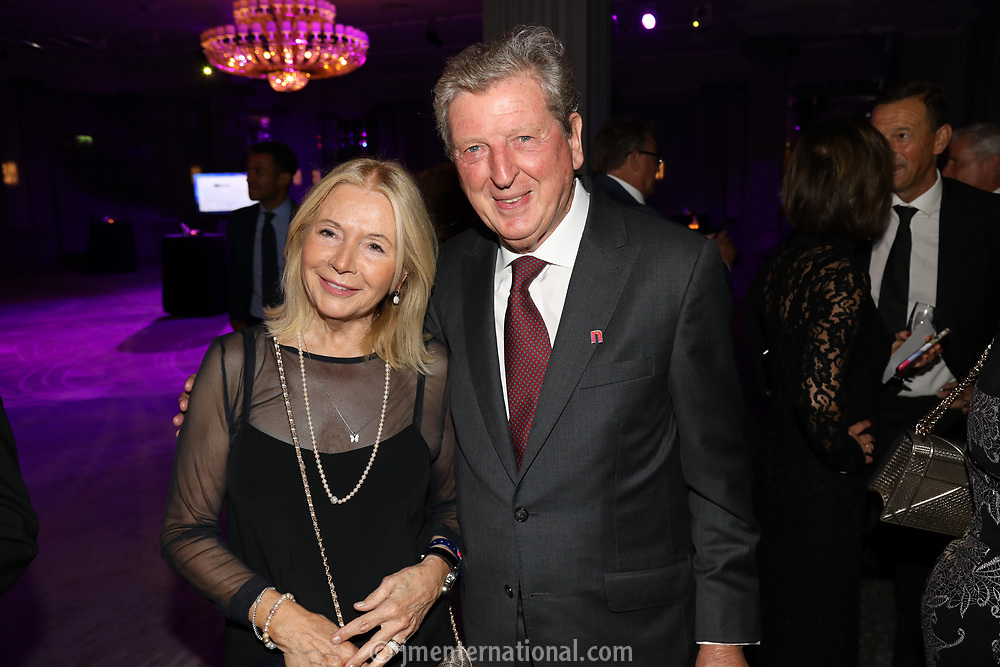 Roy and Sheila Hodgson