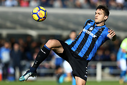 January 21, 2018 - Bergamo, Italy - Rafael Toloi of Atalanta  during the Italian Serie A football match Atalanta Vs Napoli on January 21, 2018 at the 'Atleti Azzurri d'Italia Stadium' in Bergamo. (Credit Image: © Matteo Ciambelli/NurPhoto via ZUMA Press)