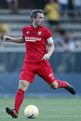 Wout Brama of FC Twente during the Pre-season Friendly match between VVV-Venlo and FC Twente at Seacon stadium De Koel on July 27, 2018 in Venlo, The Netherlands
