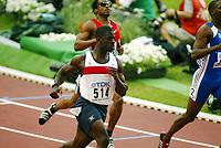 Athletics, 25. august 2003, VM Paris, World Championship in Athletics, Dwain Chambers, Greta B semi-finale 100 metres