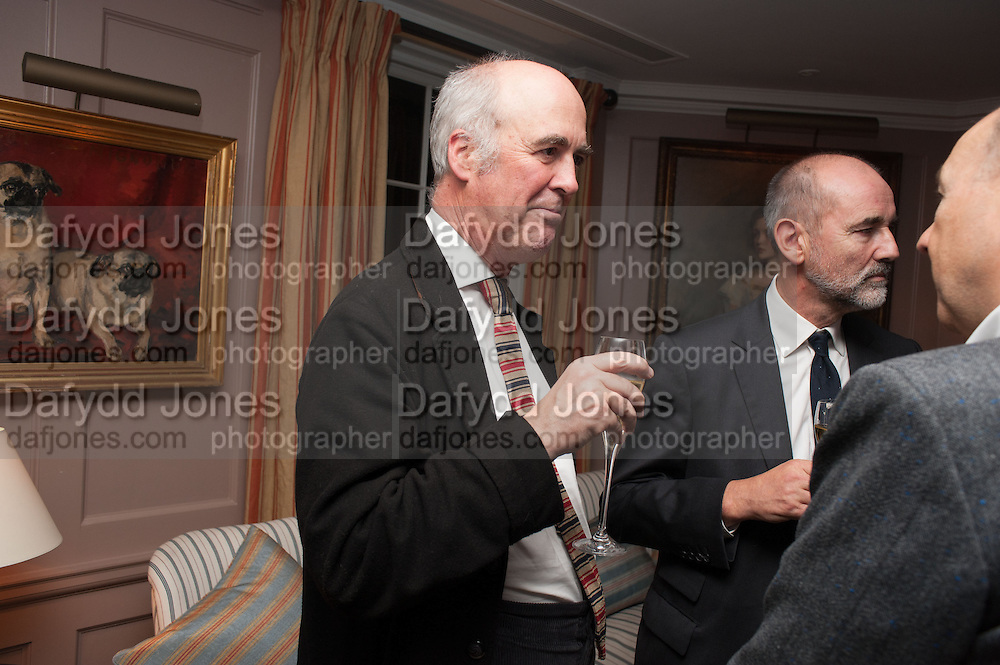 CHRISTOPHER SAUMERAZ SMITH, Dinner to celebrate the opening of Pace London at  members club 6 Burlington Gdns. The dinner followed the Private View of the exhibition Rothko/Sugimoto: Dark Paintings and Seascapes.