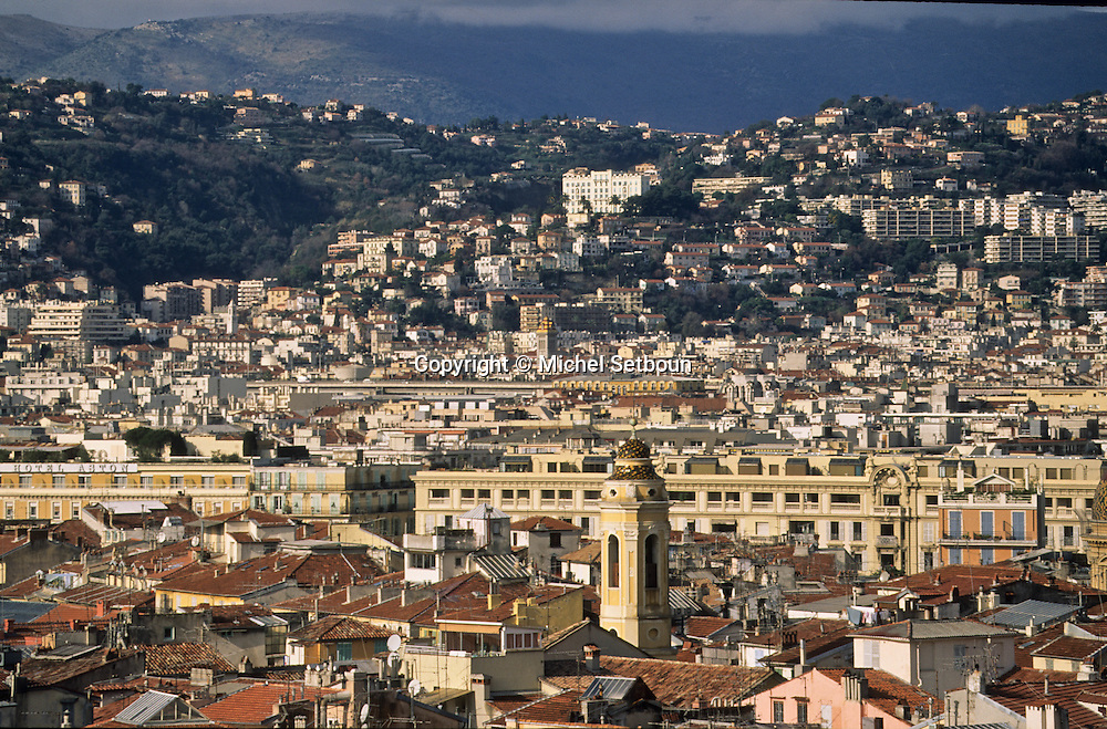 France. Nice. the old city      / la vieille ville  Nice  france   / R00115/    L1733  /  P102872