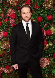 Samuel West attending the Evening Standard Theatre Awards 2018 at the Theatre Royal, Drury Lane in Covent Garden, London