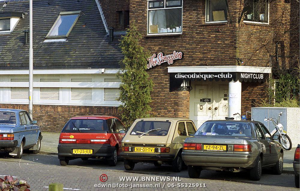 NLD/Bussum/19930312 - Discotheek Smugglers Bussum