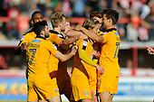 Exeter City v Cambridge United 221016