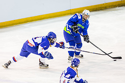 Manfreda Metka of Slovenia during hockey match between Slovenia and Great Britain in IIHF World Womens Championship, Division II, Group A, on April 4, 2018 in Ledena dvorana Maribor, Maribor, Slovenia. Photo by Ziga Zupan / Sportida