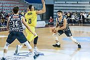Nazzareno Italiano<br /> U.S. Basket Recanati - Kontatto Fortitudo Basket Bologna<br /> Lega Nazionale Pallacanestro 2016/2017<br /> Recanati 09/04/2017<br /> Foto Ciamillo-Castoria