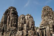Bayon Temple of Angkor Thom, Siem Reap, Cambodia