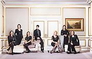 Photo éditoriale : reseau des femmes executives, /women's executive network, Ritz Carlton, Montréal, Québec