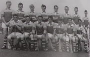 Wexford-All-Ireland Hurling Champions 1968. Back Row: Dan Quigley (capt), Eddie Kelly, Willie Murphy, Jack Berry, Phil Wilson, Tom Neville, Tony Doran, Dave Bernie. Front Row: Pat Nolan, Seamus Whelan, Paul Lynch, Christy Jacob, Vinnie Staples, Jimmy O'Brien, Ned Colfer.
