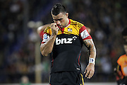 Chiefs' Liam Messam. Super 15 rugby union match, Chiefs v Crusaders at Baypark Stadium, Mt Maunganui, New Zealand. Friday 15th April 2011. Photo: Anthony Au-Yeung / photosport.co.nz