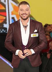 © Licensed to London News Pictures. 03/01/2017. London, UK, Jamie O'Hara, Celebrity Big Brother: WInter 2017 - Live Launch Show, Photo credit: Brett Cove/LNP