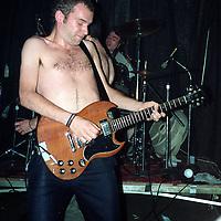 Ian MacKaye of Fugazi