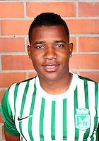 Colombia League - Postobom Liga 2014-2015 -<br /> Club Atletico Nacional Medellin - Colombia / <br /> Wilder Guisao